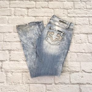 Rf Rock Los Angeles Express Distressed/Destroyed